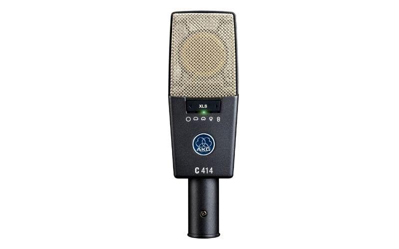 AKG 414XLS mic
