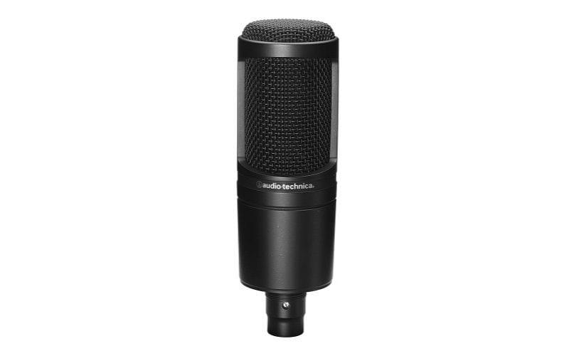 audio technica 2020 mic