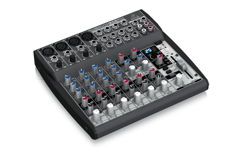 Behringer XENYX 1202FX Mixer image