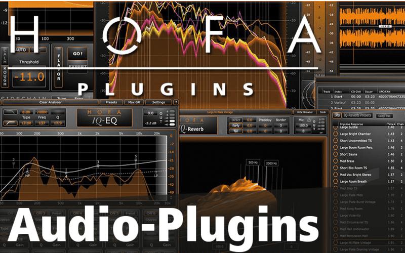 HOFA audio plugins