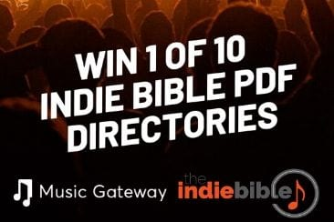 Competition Time: Win 1 of 10 2020 Indie Bible PDFs Up For Grabs!
