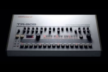 What Is A TR-909 Drum Machine?
