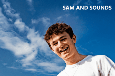 Sam and Sounds 'Cloud 9': A Festival Anthem – Out June 26th