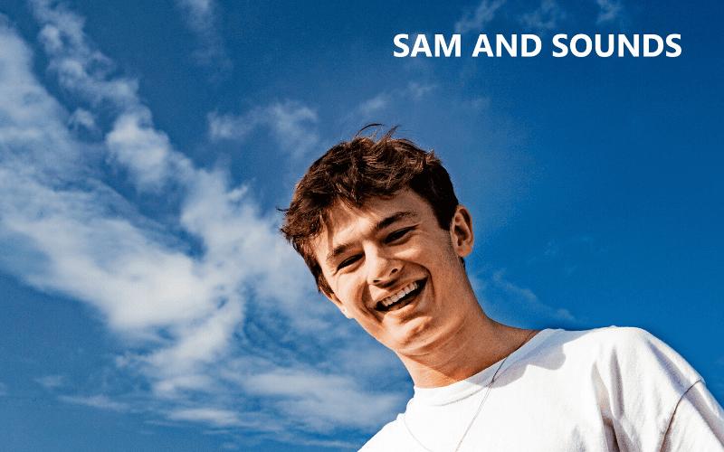 Sam and Sounds 'Cloud 9' Artwork