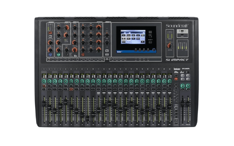 Soundcraft S1 Impact 32