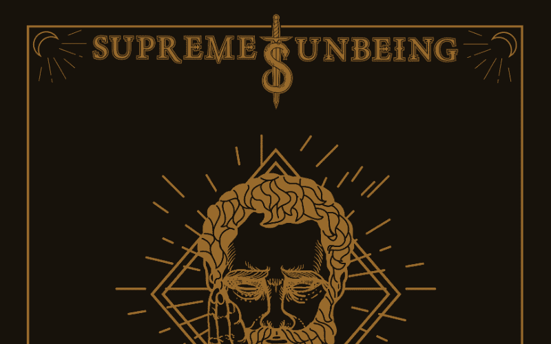 Supreme Unbeing 'You'll Never Make It' Artwork