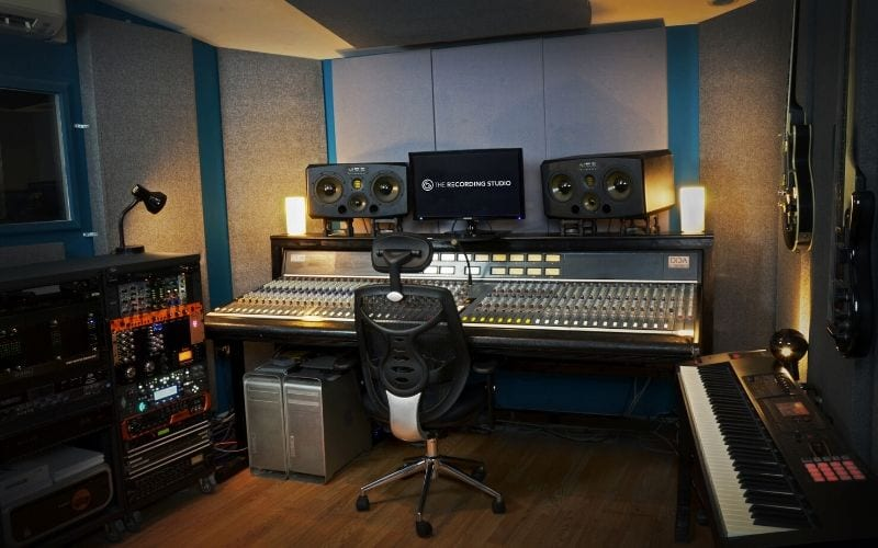 The Recording Studio in London