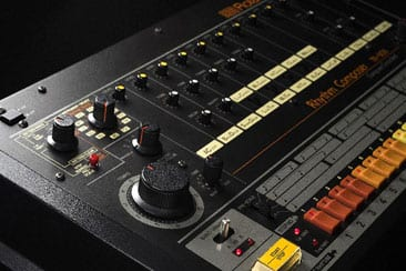 What Is An 808 Drum Machine And How Is It Used?
