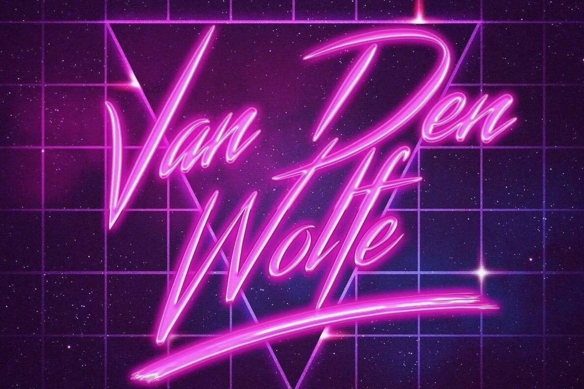 Van Den Wolfe – The Wolfe Won't Stop