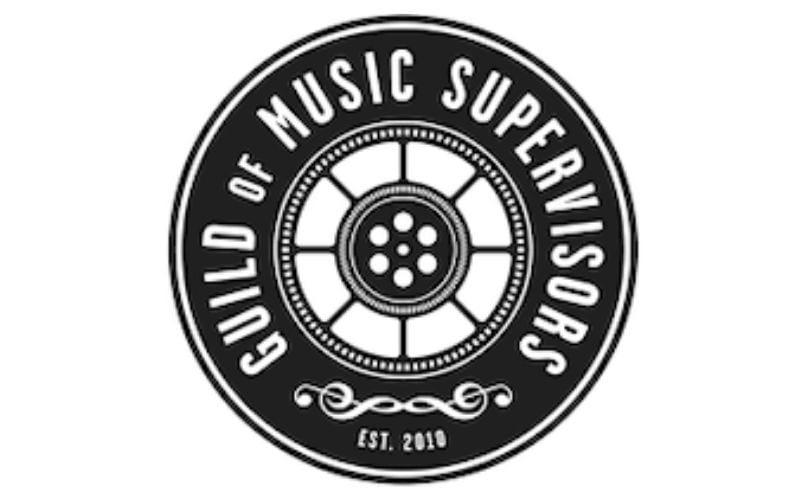 Guild of music supervisors logo