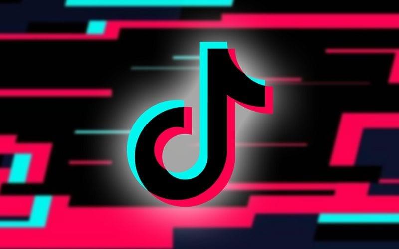 Tik Tok logo 3D