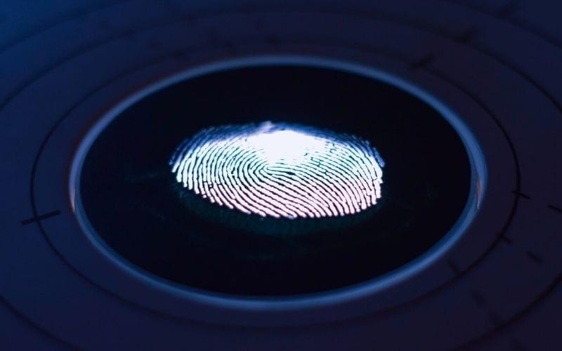 fingerprint song recognition technology