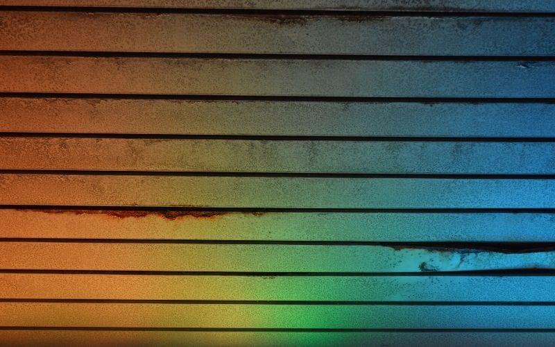 harmonics rainbow