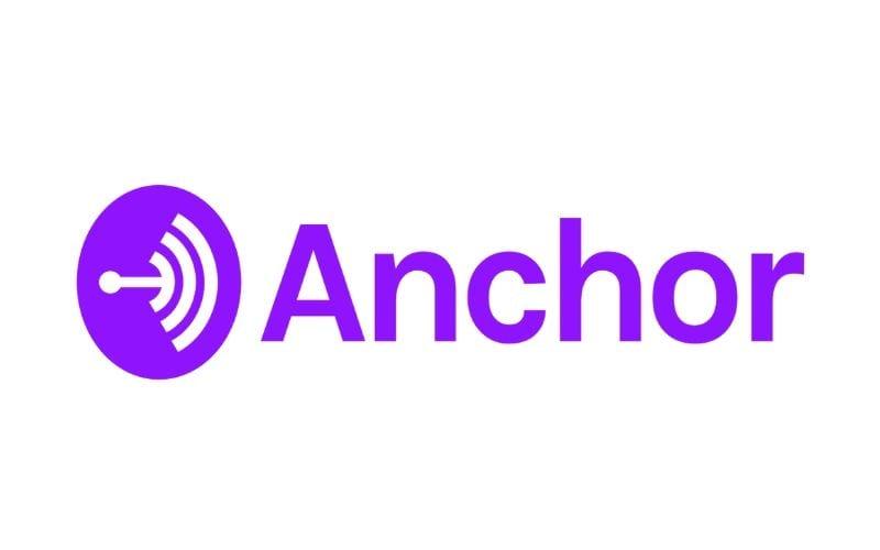 anchor podcast logo