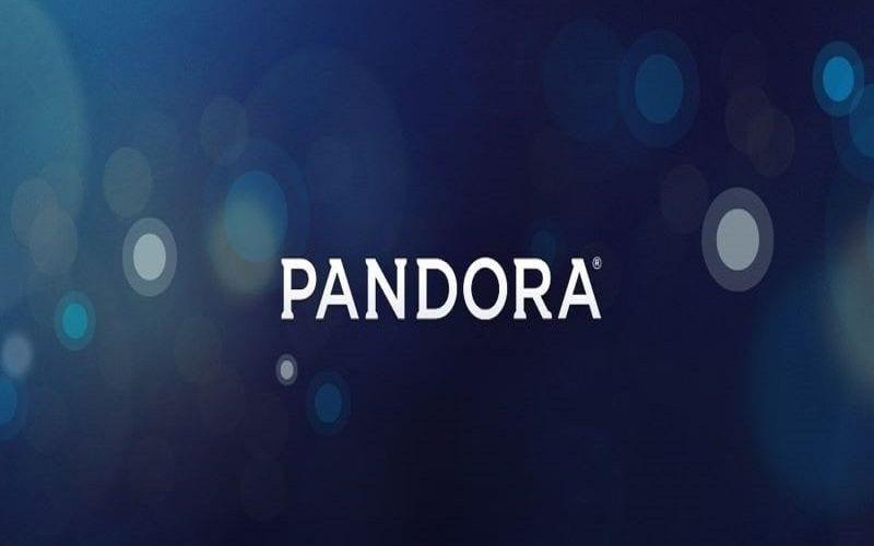 Pandora radio music logo