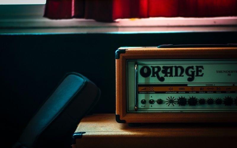 guitar amp pedal