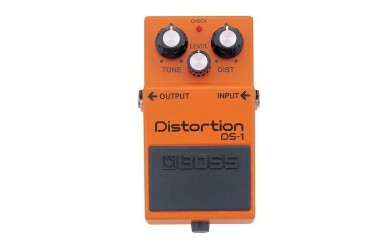 Boss DS-1 guitar pedal