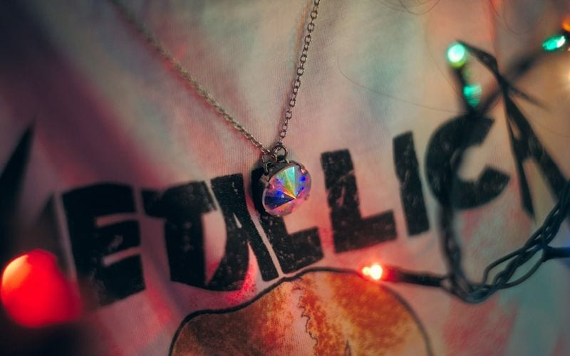 metallica merchandise t shirt