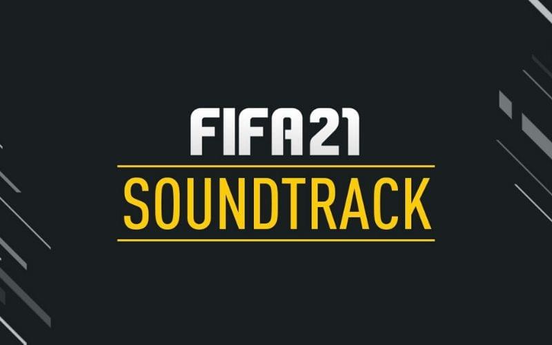 FIFA 21 soundtrack logo