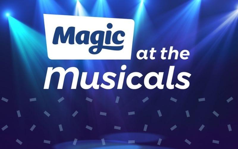 Magic radio live at the musicals