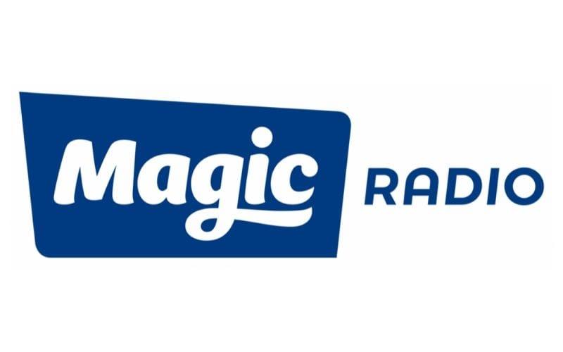 Magic radio logo