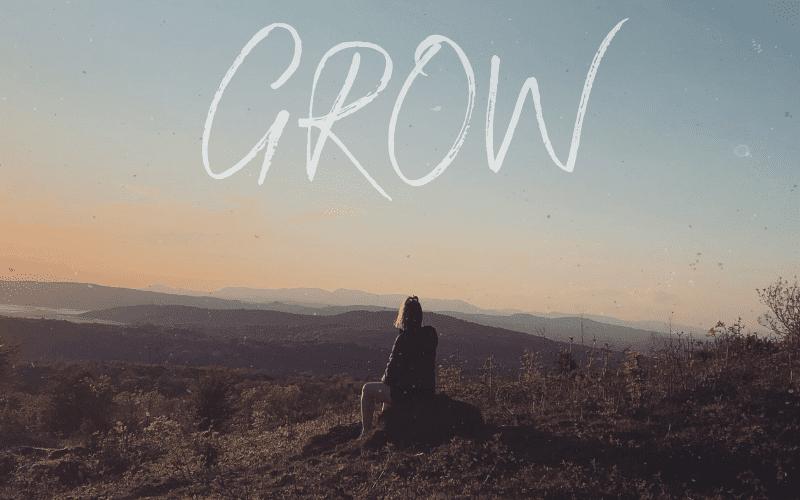 Molly. 'Grow' Artwork