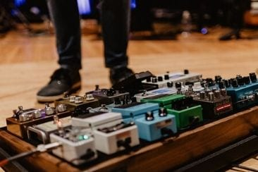 Your Guide To Distortion Pedals
