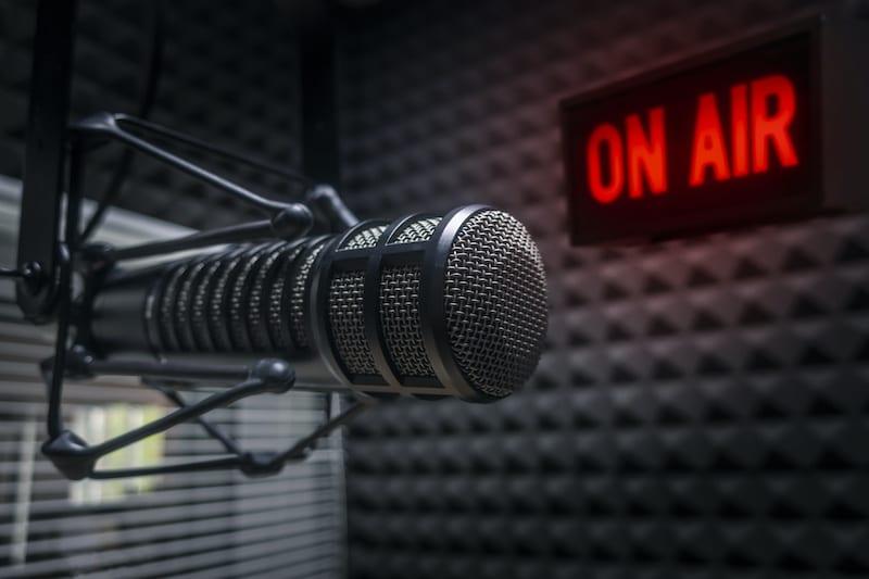 Radio 2 live on air 2