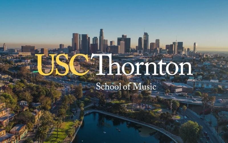 USC thornton music college