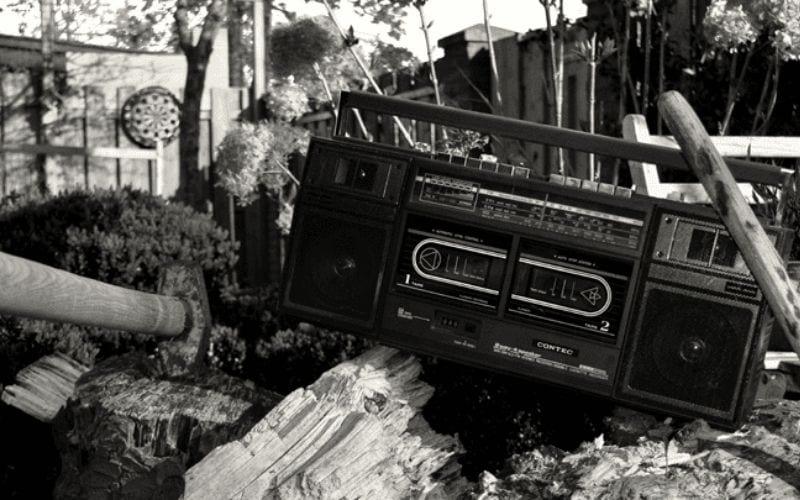radio cassette tapes