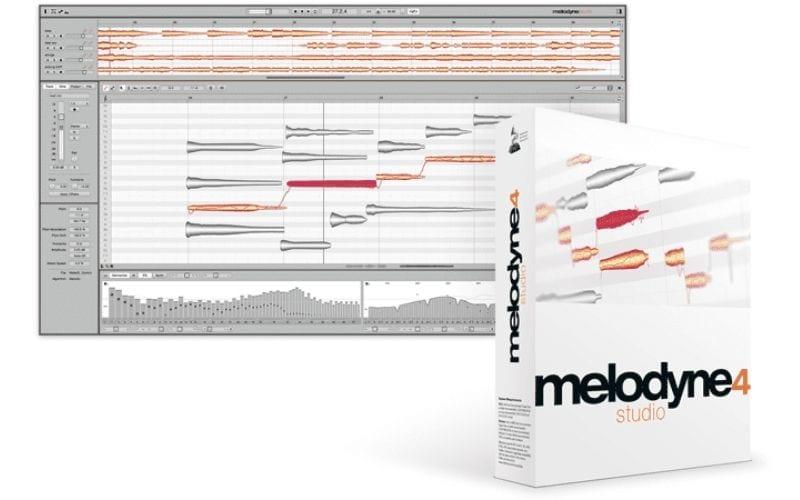 Celemony's Melodyne