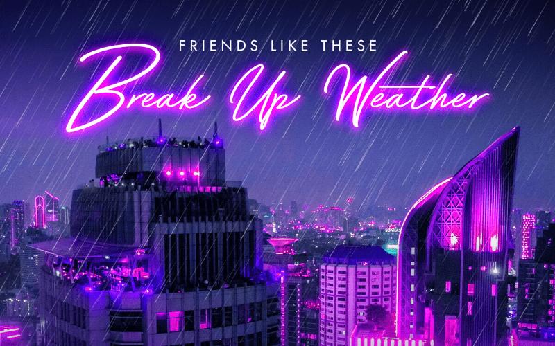 Break Up Weather Artwork