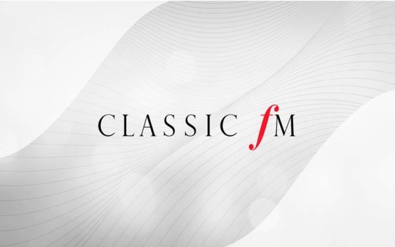 Classic FM Radio Station Logo