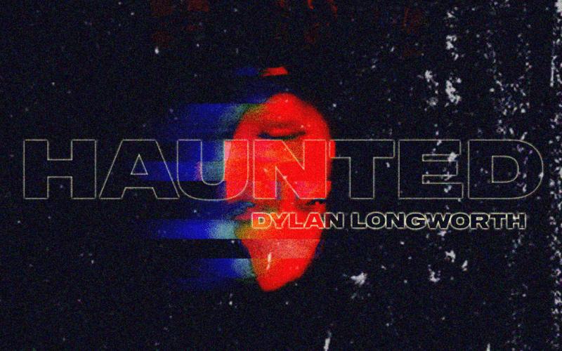 Dylan Longworth 'Haunted' Artwork