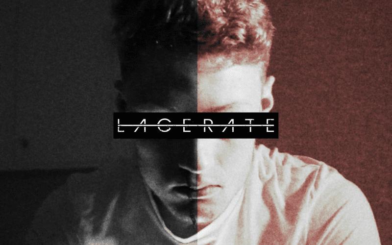 'Lacerate' Artwork