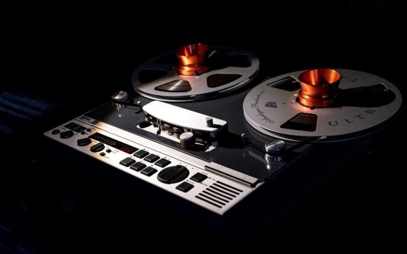 Mono vs stereo tape recording music