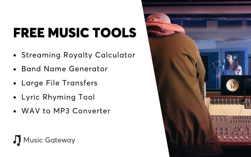 New Free Music tools from Music Gateway