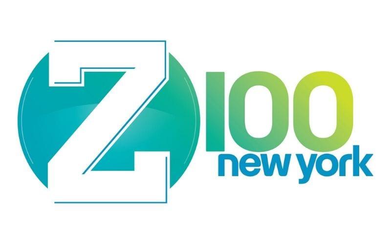 z100 radio station logo