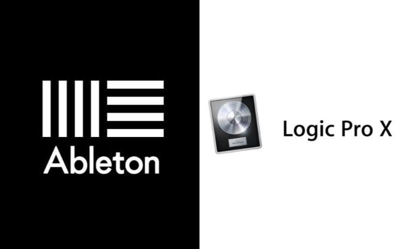 ableton vs logic pro x