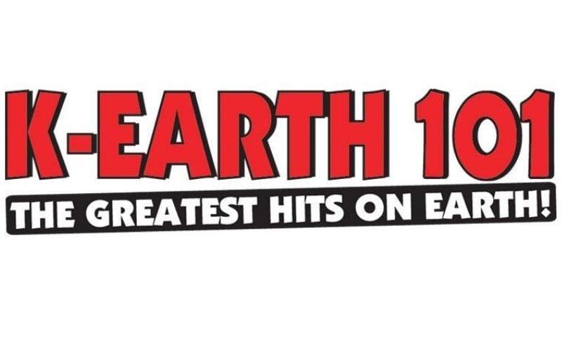 k-earth 101 radio station logo