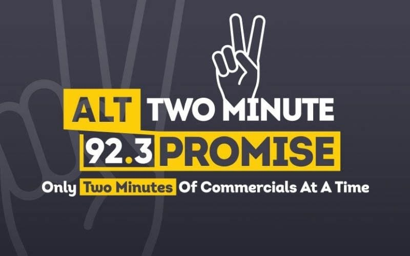 ALT two promise commercial advert