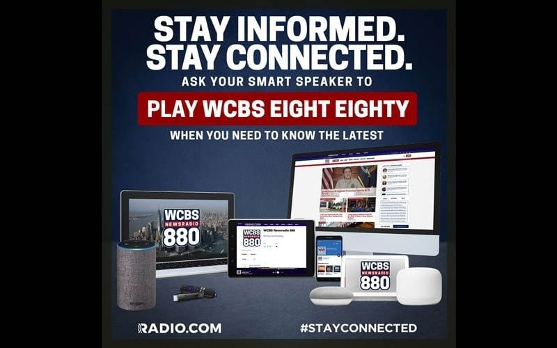 stay informed stay connected WBCS package