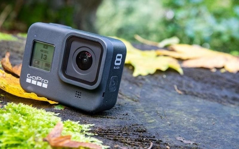 GoPro Hero8 best camera for music videos