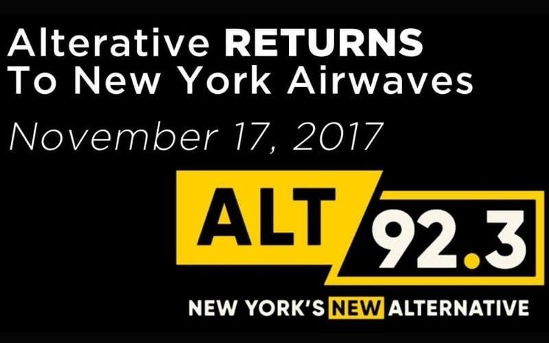 new alt 92.3 logo