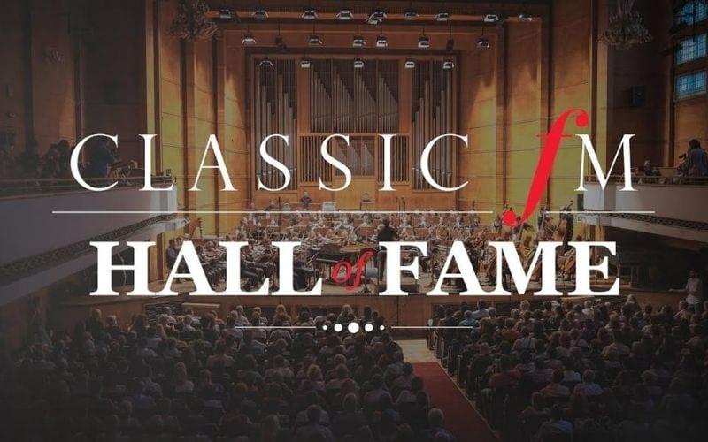 Classic FM Hall of Fame logo