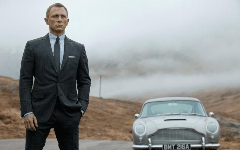james bond movie franchise