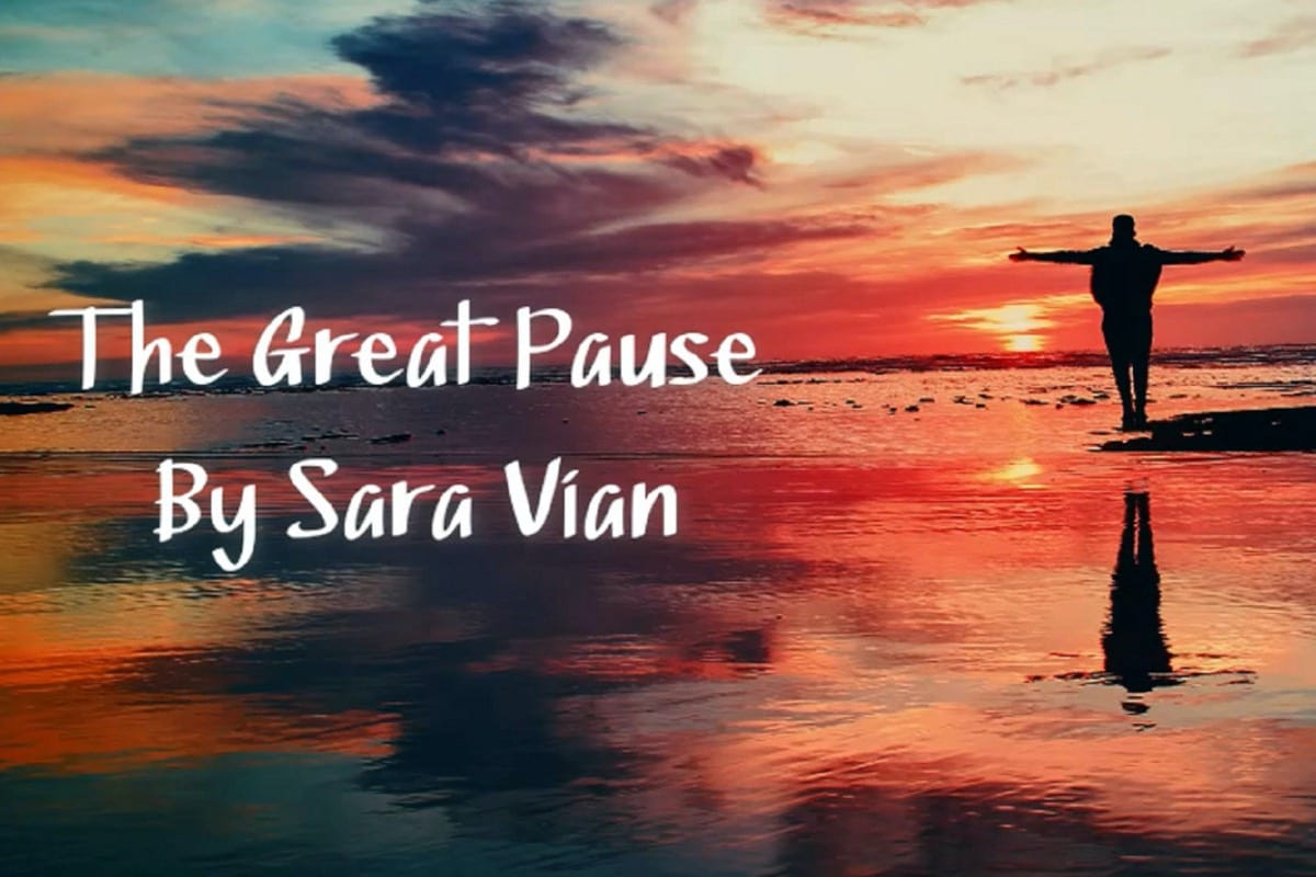 The Great Pause – Sara Vian