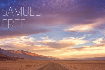 5amuel 'Free': Cut Out Negativity – Out October 1st