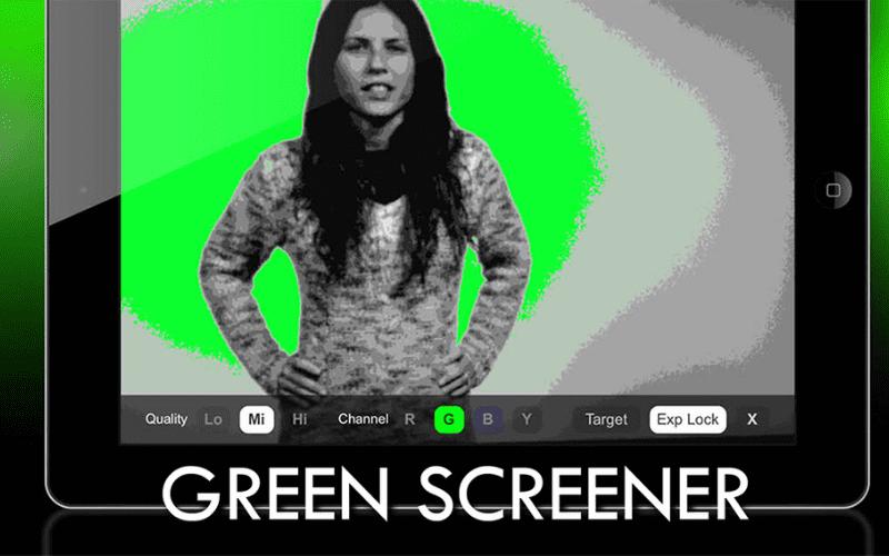 greenscreener app