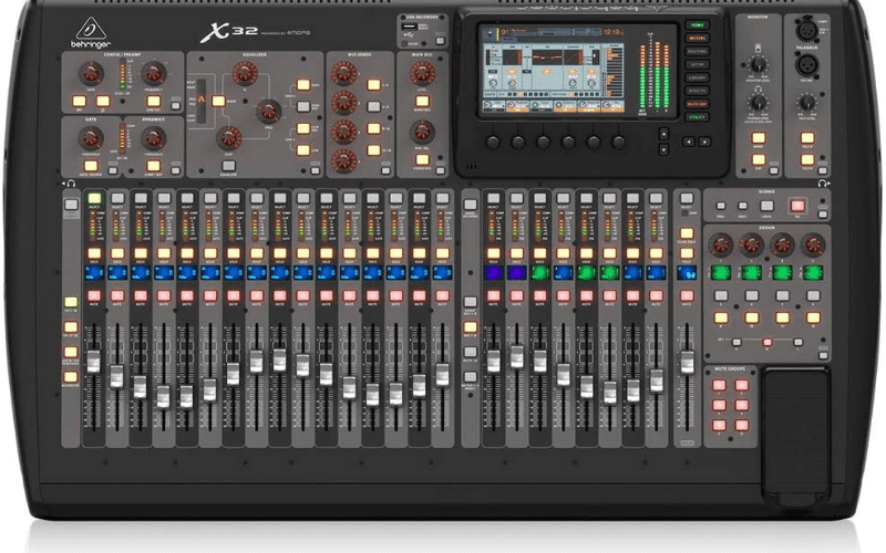 behringer 32 sound desk